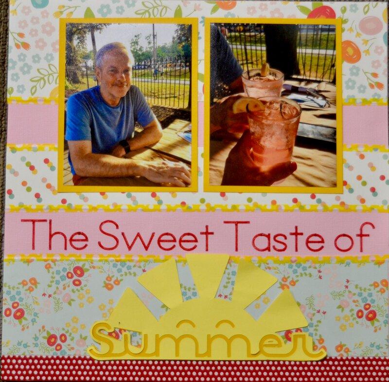 The Sweet Taste of Summer