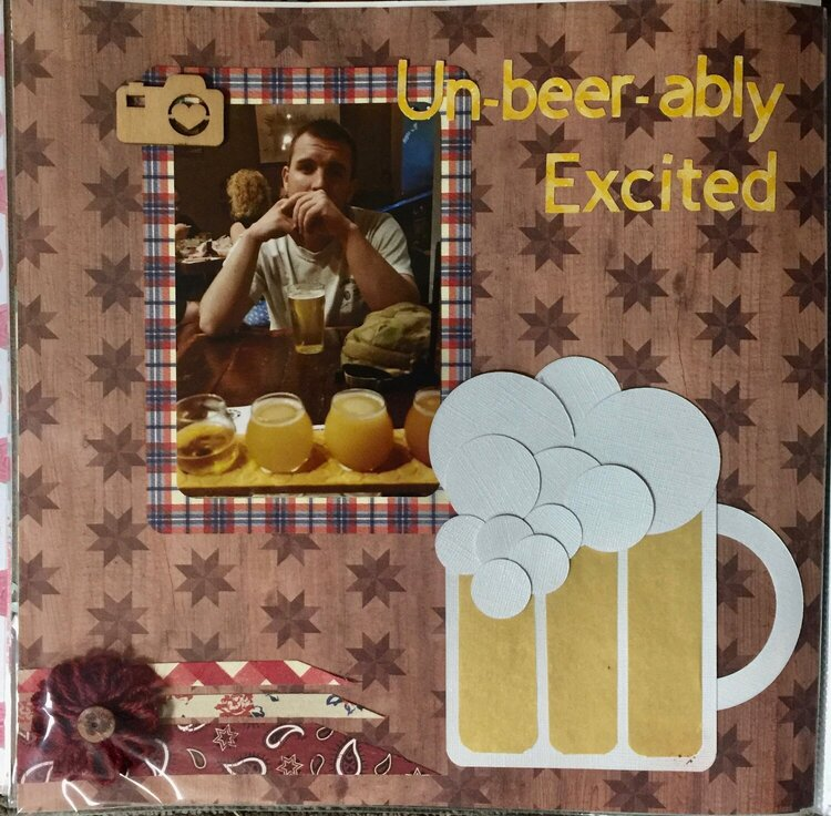 Un-beer-ably Excited
