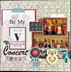 Be My Valentine Concert