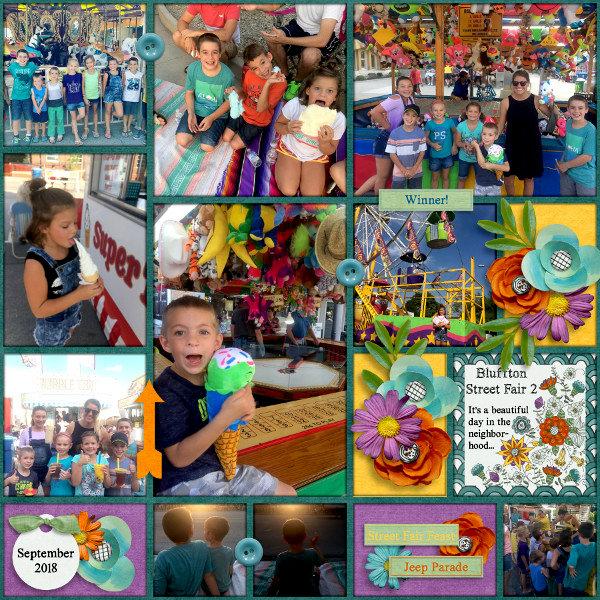 Bluffton Street Fair 2