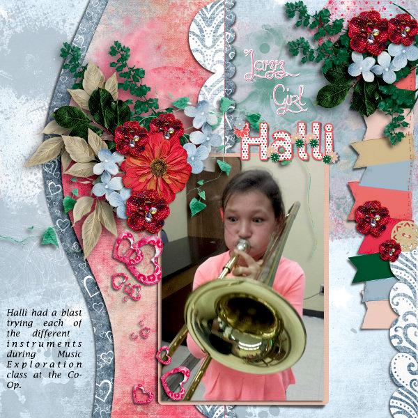 Jazzy Girl Halli