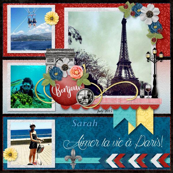 Aimer la vie à Paris! (Loving Life in Paris!)