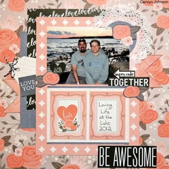 Be Awesome Layout