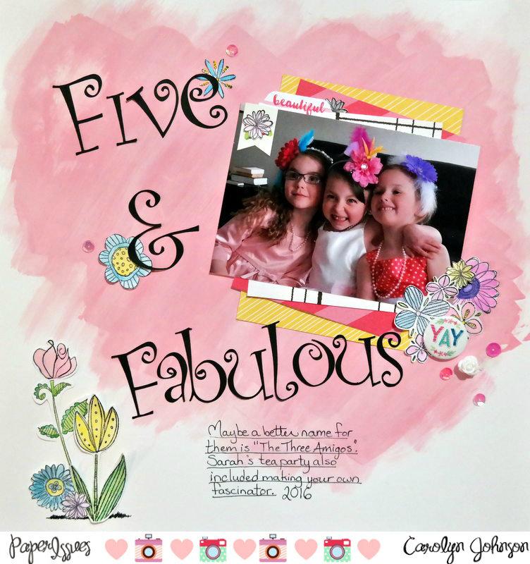 Five & Fabulous
