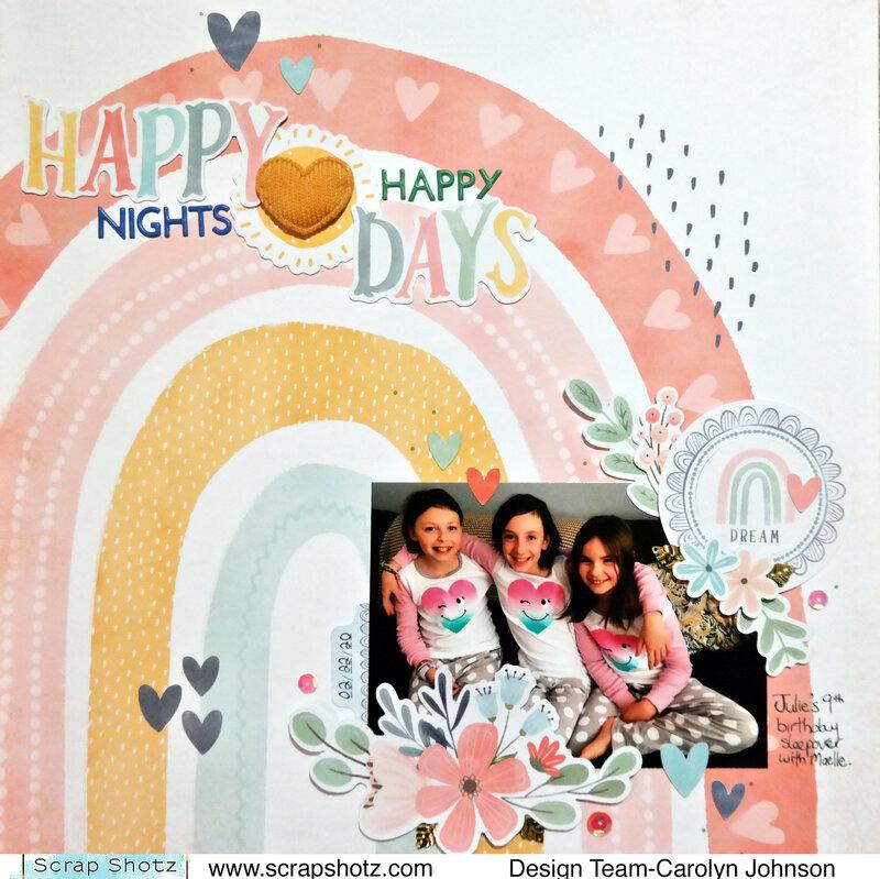 Happy Nights Happy Days