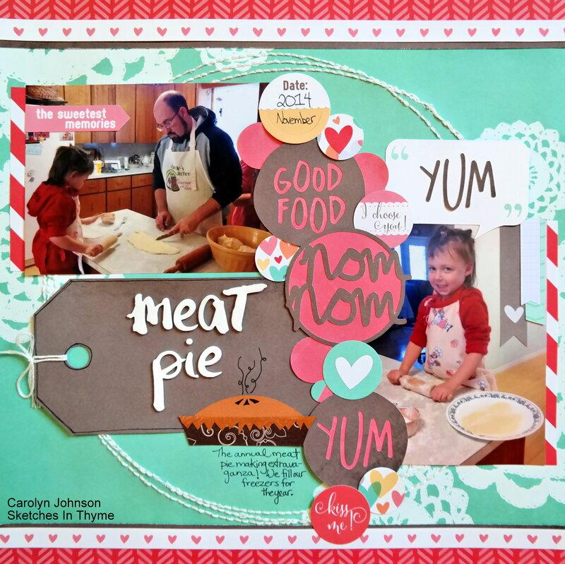 Meat Pie