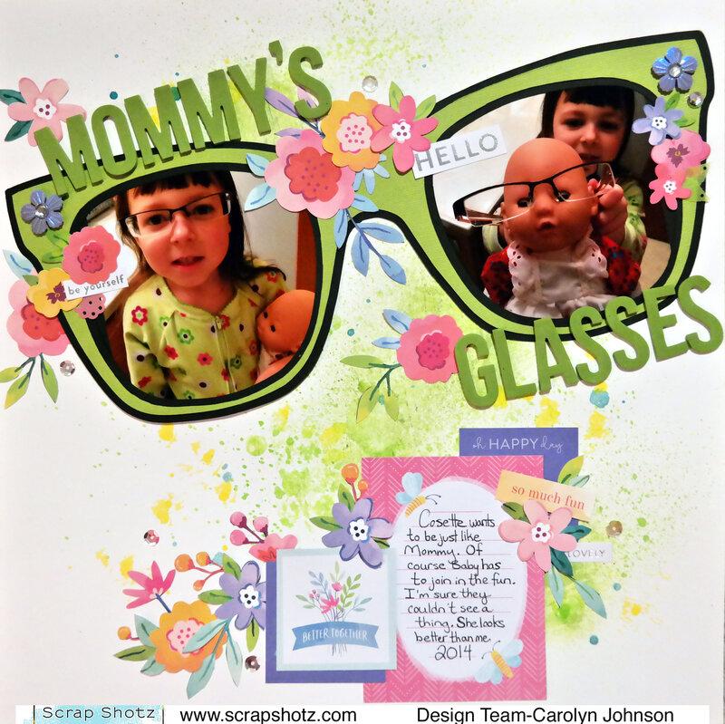Mommy's Glasses