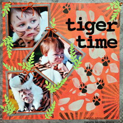 Tiger Time Layout