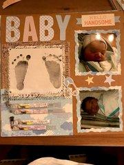 Baby Boy First Days