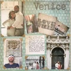 Babymoon in Venice