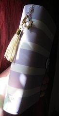 Lavender Stripe Color Crush Planner