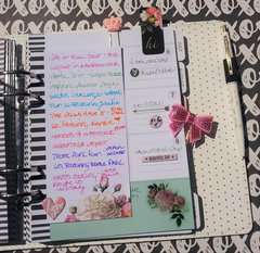 INSD Planner Page List