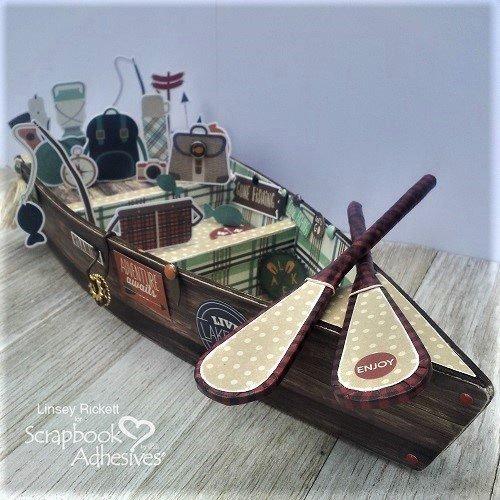 Cabin Fever Altered Canoe