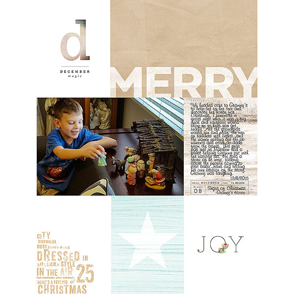 2015 December Daily Day 8