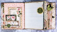 Junk Journal Decorative Journal Card