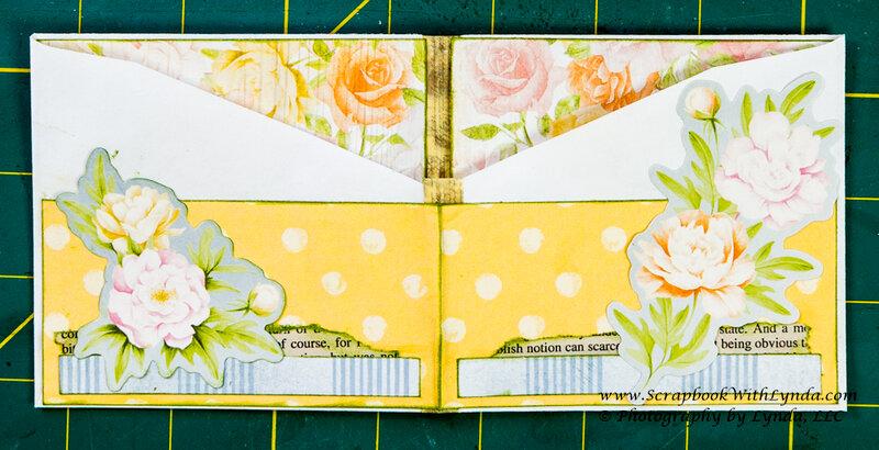 Junk Journal Signatures and Envelope Pockets