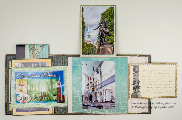 Old World Flipbook Customizing Pages 2 & 3