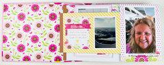 Alter Baby Girl Flipbook to Travel Album
