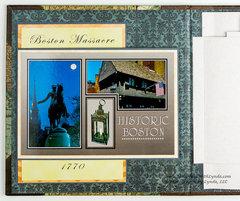 Old World Flipbook - Customizing Inside Cover