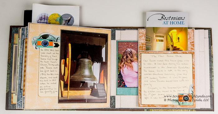 Journaling in Flipbook Interactive Mini Albums