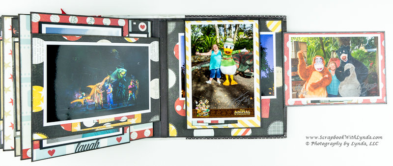Disney Flipbook Mini Album