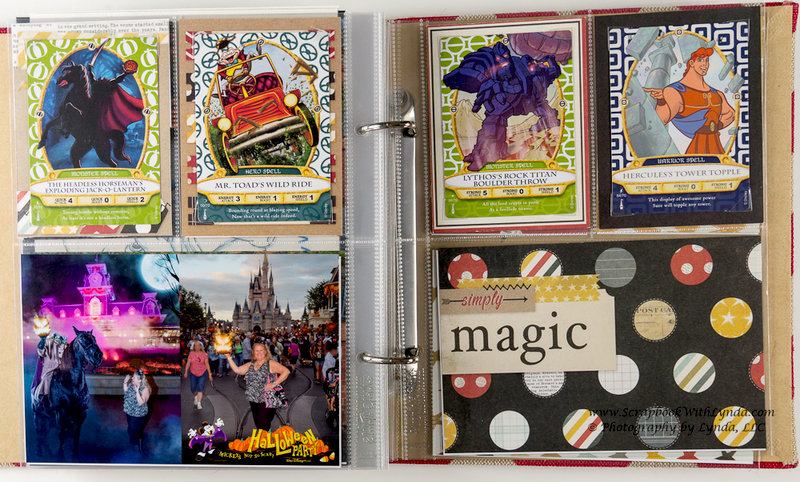 Disney Perpetual Pocket Mini Album