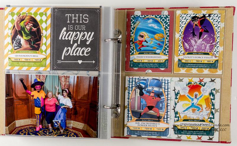 Disney Perpetual Pocket Mini Album