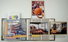Embellishing Flipbook Mini Albums