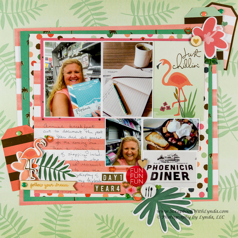 Pocket Scrapbook Card Inspiration