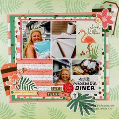Pocket Scrapbook Card Inspiration