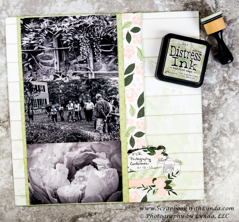 Tips for Scrapbooking Black and White Photographs
