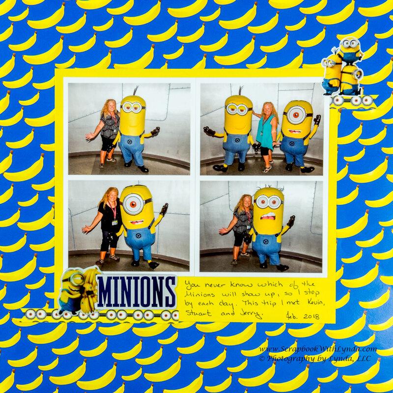 Minions at Universal Studios