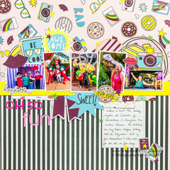 Tips for Scrapbooking with Collection Kits
