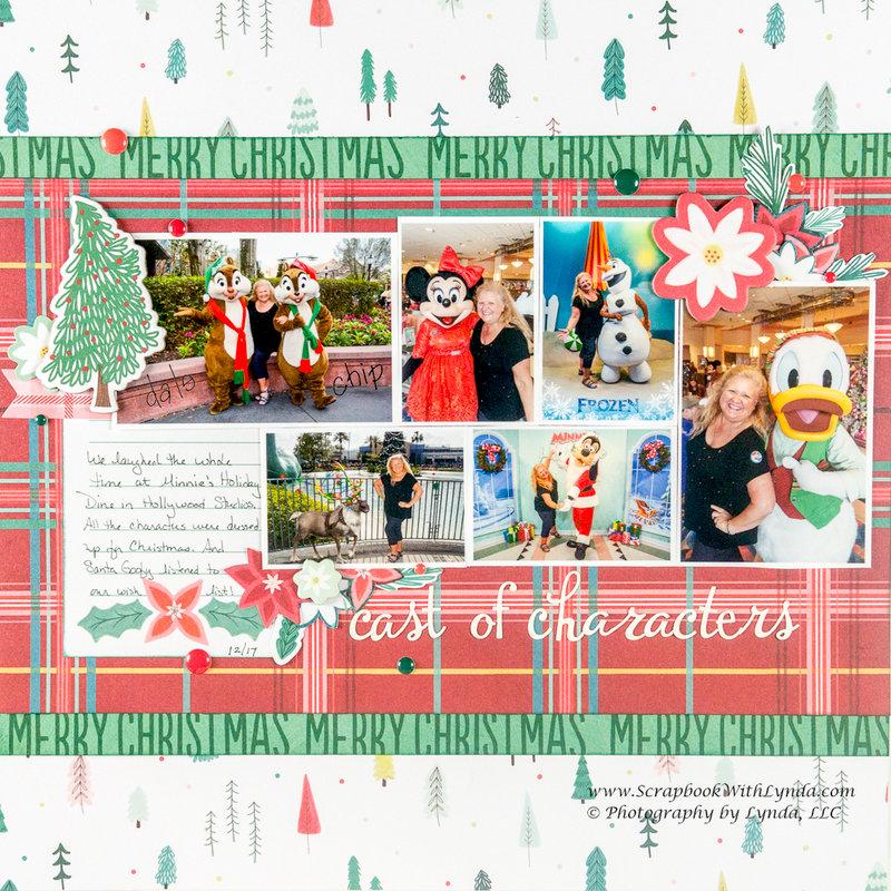 Disney Epcot Christmas
