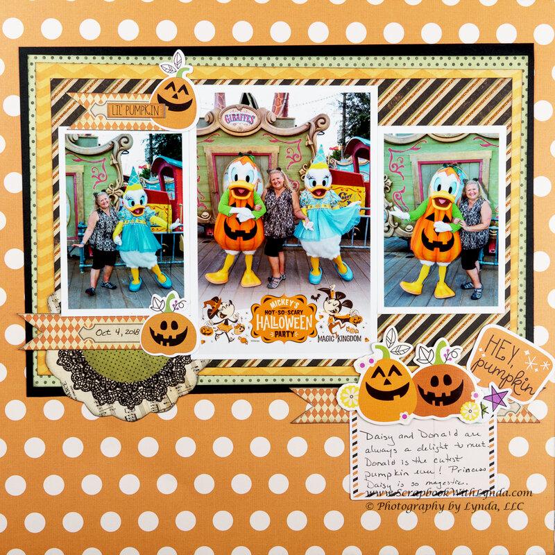 Mickey's Not So Scary Halloween Party - Donald & Daisy