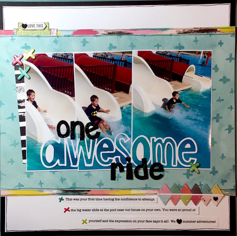 One Awesome Ride