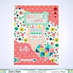 Card - Hello Love