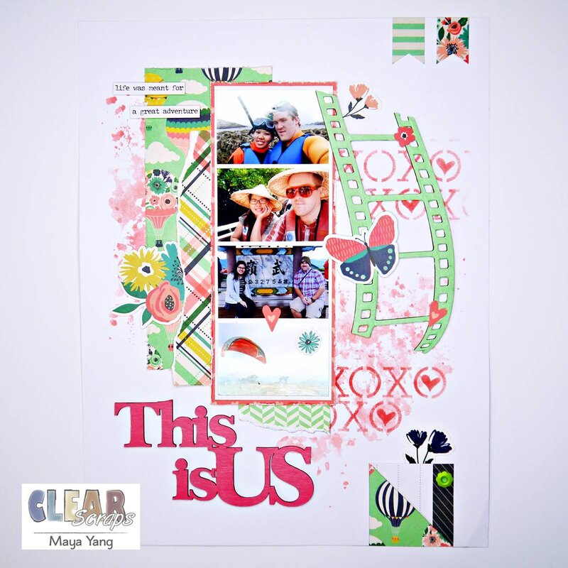 Layout - This is Us
