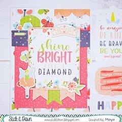 Shine Like a Diamond Card