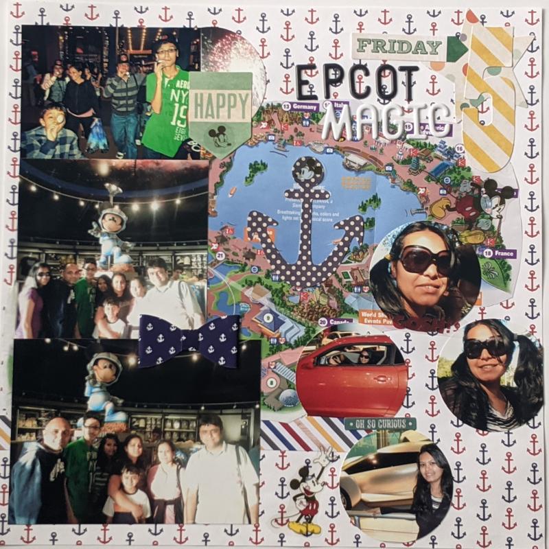 Disney Trip Epcot 2