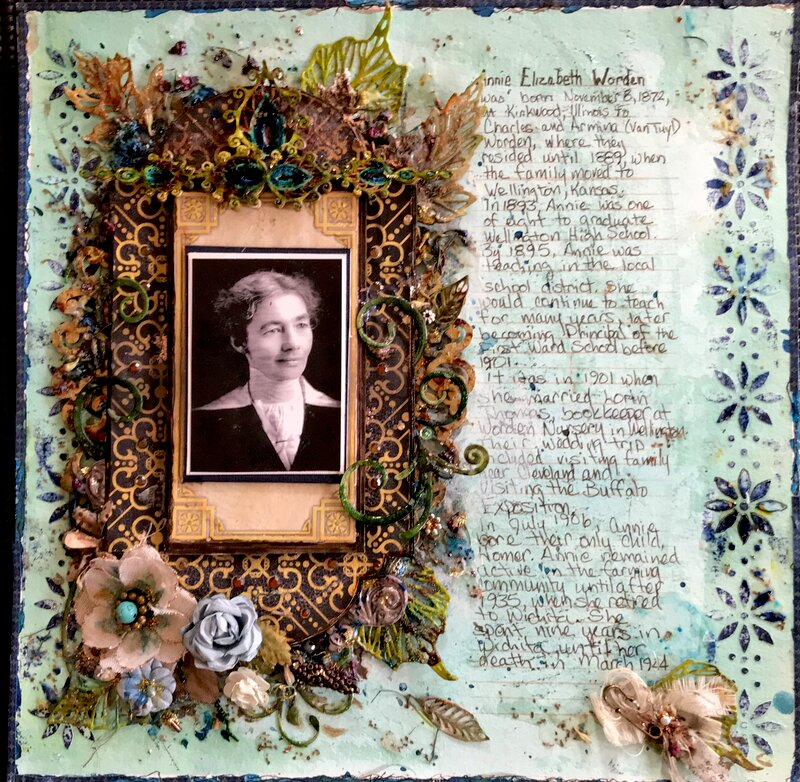 Annie Worden