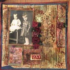 Fairy Juanita & Violet Lovita 1920
