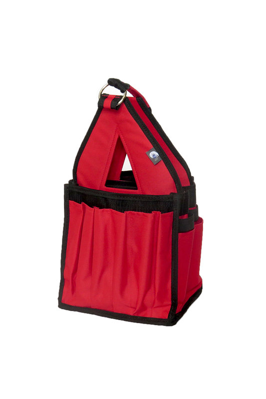 Bluefig Crafter's Tote, Red