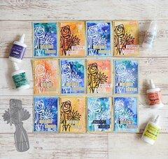 artist trading cards (ATC)