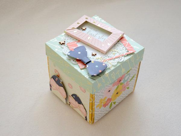 Present Box Album