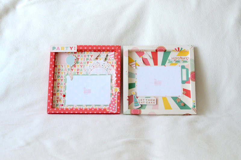 PARTY PHOTO FRAMES