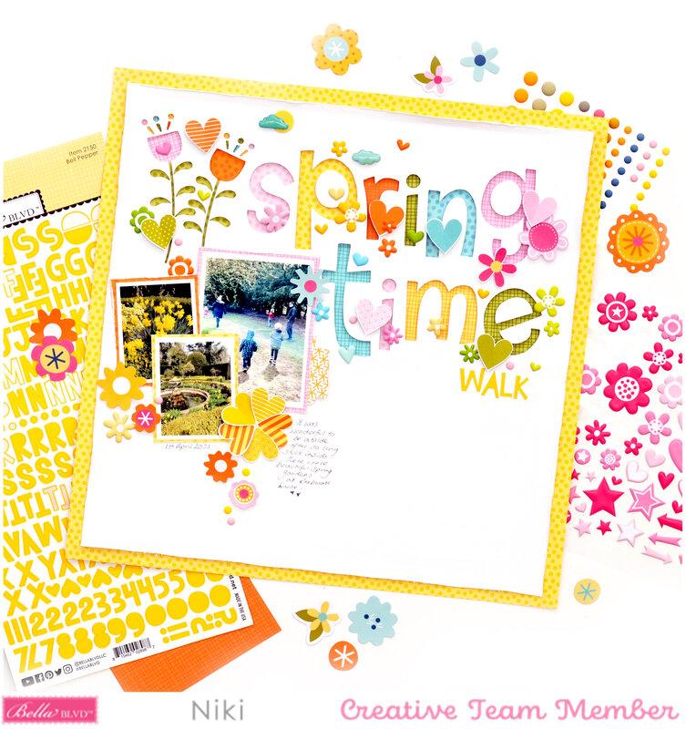 Spring Time Walk