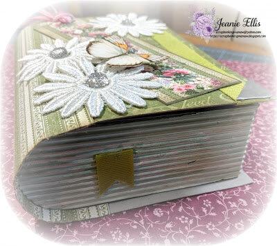Hidden Compartment Book Box