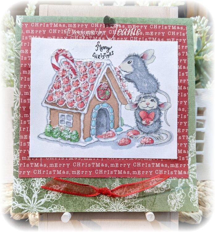 Mice Decorating