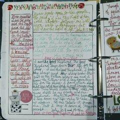 Documented Faith binder